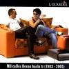 Couverture de l'album Mil Calles Llevan Hacia Tí (1983-2005)