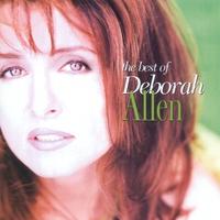 Couverture du titre The Best of Deborah Allen