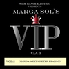 Cover of the album Vip Club, Vol. 2 - Marga Sol Meets Peter Pearson