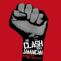 Couverture du titre The Clash Goes Jamaican