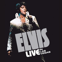 Cover of the track Elvis: Live In Las Vegas