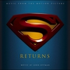 Couverture de l'album Superman Returns: Music From the Motion Picture