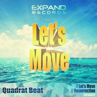 Couverture du titre Let's Move - Single