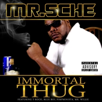 Couverture du titre Immortal Thug