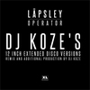 Cover of the track Operator (DJ Koze's Disco Edit)