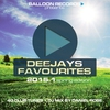 Cover of the album Deejays Favourites 2015.1 (Spring Edition)