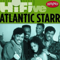 Cover of the track Rhino Hi-Five: Atlantic Starr - EP