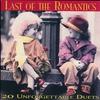 Couverture de l'album Last of the Romantics