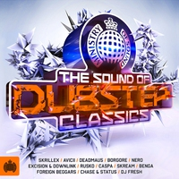 Couverture du titre The Sound of Dubstep Classics - Ministry of Sound