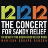 Cover of the album 12-12-12 The Concert for Sandy Relief