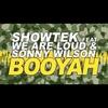 Couverture du titre Booyah (radio edit)