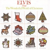 Couverture de l'album Elvis Sings the Wonderful World of Christmas