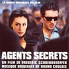Cover of the album Agents secrets (bande originale du film)