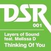 Couverture du titre Thinking of You (Simon Grey Nu Salsa Mix) [feat. Melissa D]