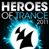Cover of the album Heroes of Trance 2011 (The World's Most Famous Trance DJ's)