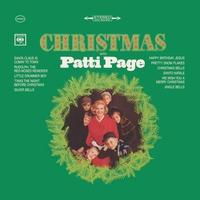 Cover of the track Christmas With Patti Page