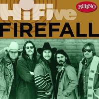 Couverture du titre Rhino Hi-Five: Firefall - EP