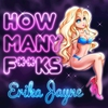 Cover of the album How Many F***s? - Single