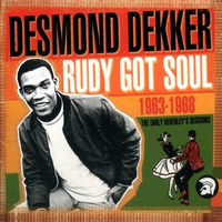 Couverture du titre Rudy Got Soul: 1963-68 the Early Beverley's Sessions