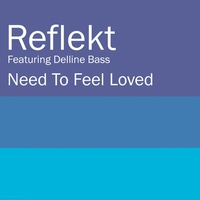 Cover of the track Need To Feel Loved (feat. Delline Bass)
