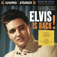 Cover of the track Elvis Is Back!