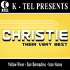 Cover of the album Christie - Their Very Best - EP