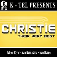 Couverture du titre Christie - Their Very Best - EP