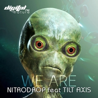 Cover of the track We Are (feat. Tilt Axis) - Single