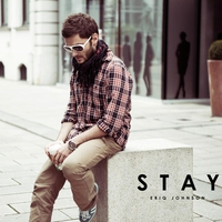 Couverture du titre Stay