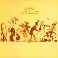 Cover of the track A Trick of the Tail