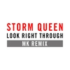 Cover of the track Look Right Through (MK remix)