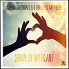 Couverture de l'album Shape of My Heart (Remixes) [feat. Katy Blue] - EP