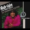 Couverture de l'album Adrián y Los Dados Negros: 20 Grandes Éxitos
