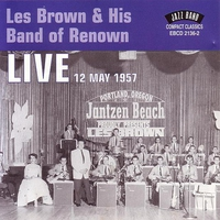 Cover of the track Live 12 May 1957