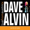 Cover of the album Live from Austin, TX: Dave Alvin