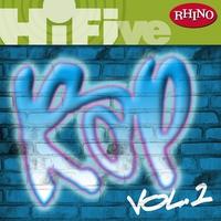 Couverture du titre Rhino Hi-Five: Rap, Vol. 1 - EP
