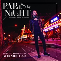 Cover of the track Paris By Night (A Parisian Musical Experience)