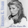 Couverture de l'album Brenda K. Starr: All Time Greatest Hits