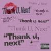 Couverture du titre thank u, next