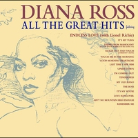 Cover of the track Diana Ross: All the Great Hits