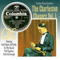 Cover of the track The Charleston Chasers, Volume 1: 1925-1930