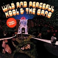 Cover of the track Wild and Peaceful