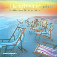 Cover of the track Living Theater - Act One