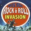 Couverture de l'album Outer Space Rock & Roll Invasion