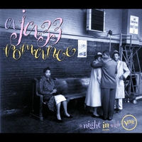 Cover of the track A Jazz Romance: A Night In With Verve