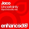 Cover of the album Uncertainty - Single