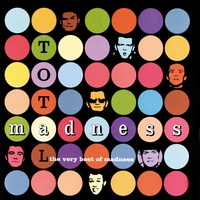 Cover of the track Total Madness - The Very Best of Madness