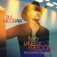 Cover of the track Two Lanes of Freedom (Accelerated Deluxe)