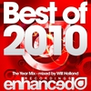 Cover of the album Enhanced Best of 2010 - The Year Mix