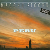 Cover of the track Macchu Picchu